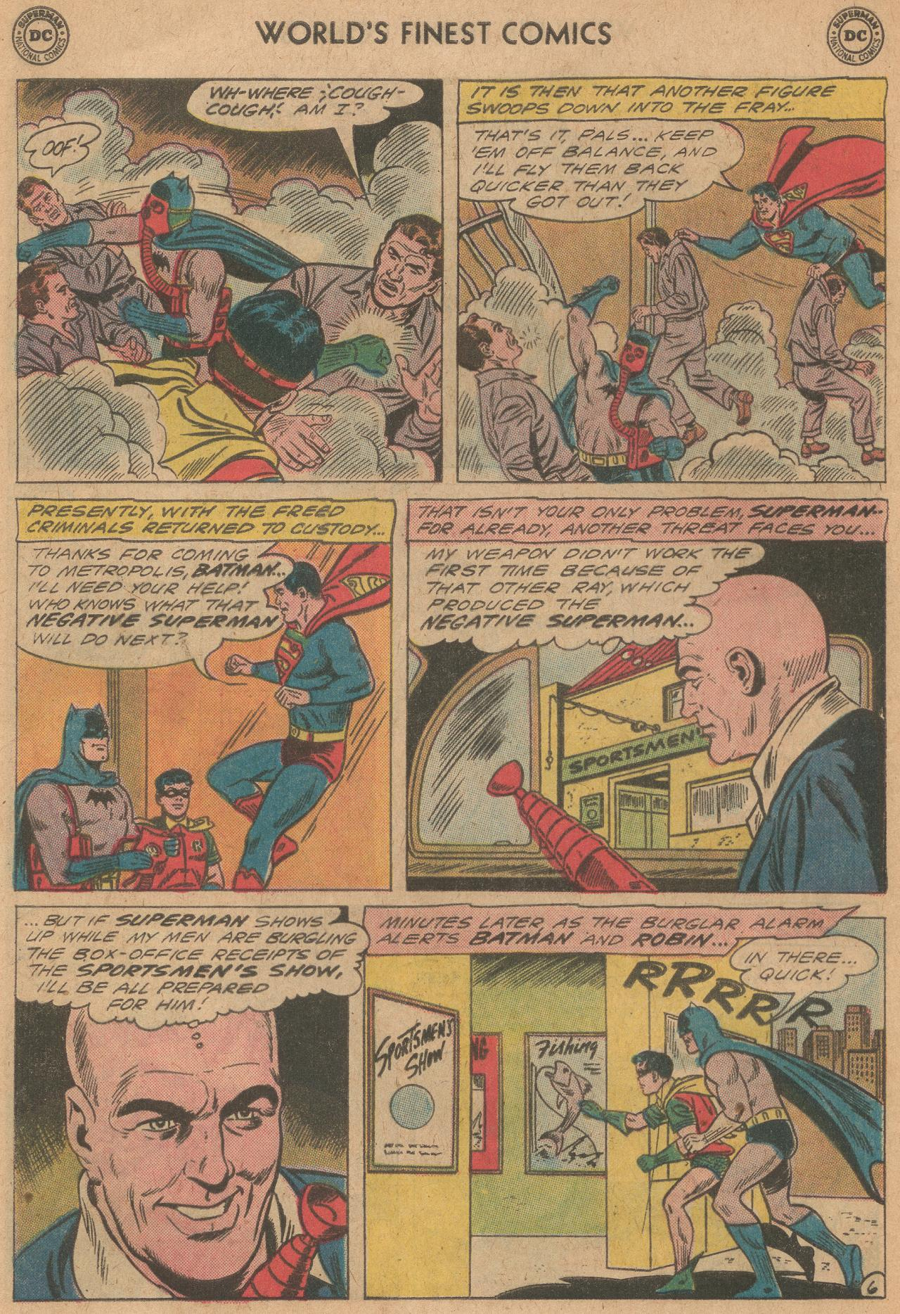 Read online World's Finest Comics comic -  Issue #126 - 7