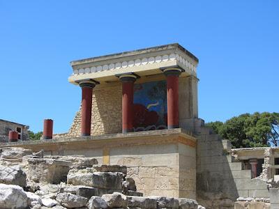 クノッソス宮殿