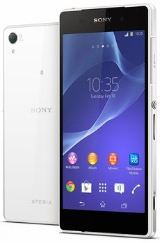 Xperia Z2 by Sony