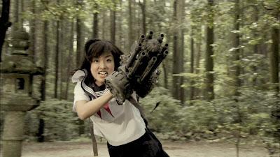 The Machine Girl Image 1