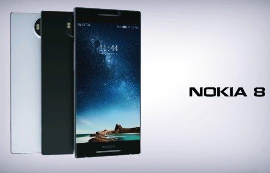 Spesifikasi dan Harga Nokia 8