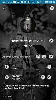 BBM MOD JJ Juventus v3.3.1.24 Apk