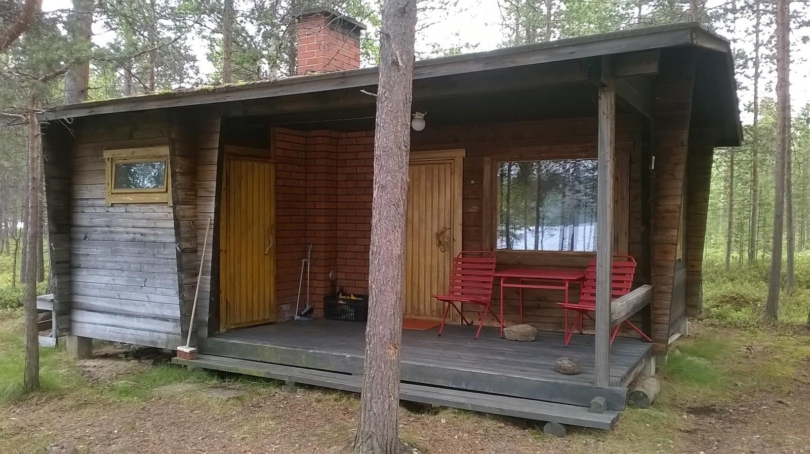 Harmen en helen in finland: juli 2015