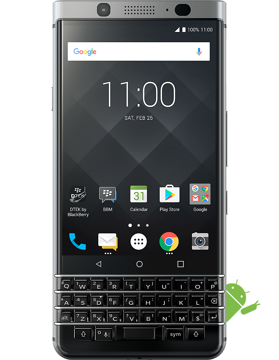 Global Electronic Trading: Blackberry KEYone: Where are the USB drivers?