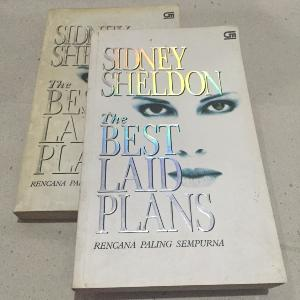cover buku Rencana paling sempurna
