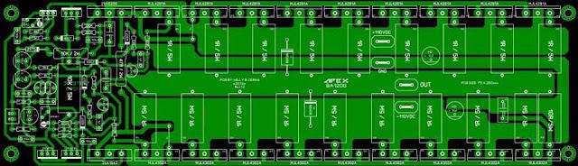 PCB Apex 1200W