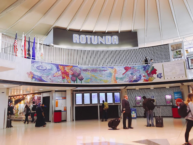 rotunda at ORD