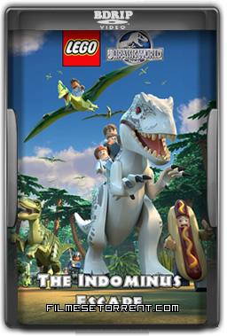 LEGO Jurassic World - A Fuga do Indominus Torrent