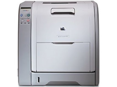 Image HP LaserJet 3500 Printer Driver
