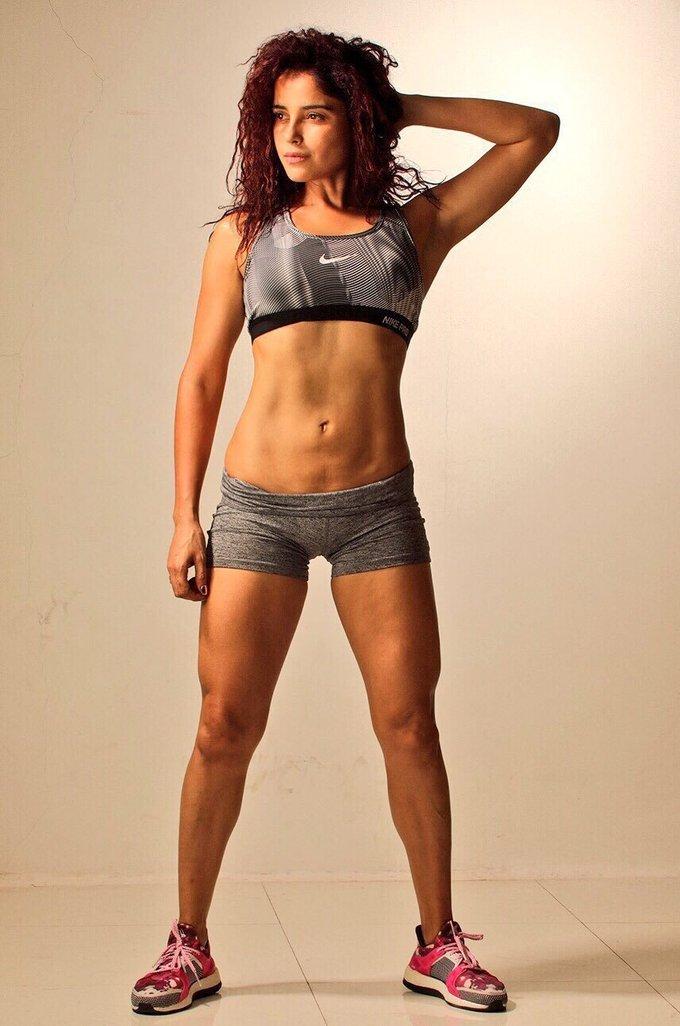 Piaa Bajpai Toned Body Hot Photoshoot