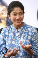 Sai Pallavi looks super cute in plain dress at her interview in Telugu about movie Fidaa ~ Exclusive Celebrities Galleries 041.JPG