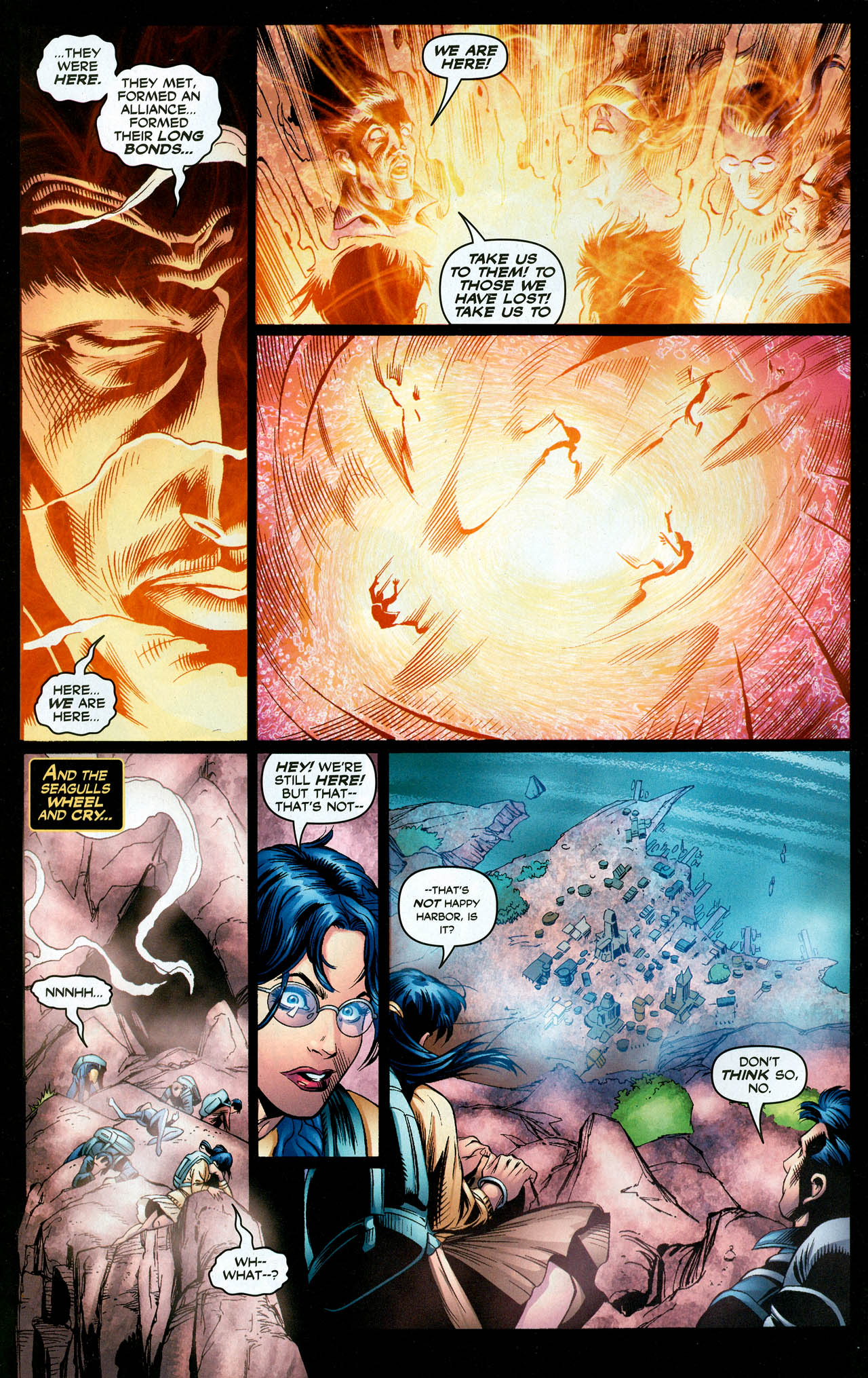 Read online Trinity (2008) comic -  Issue #28 - 11