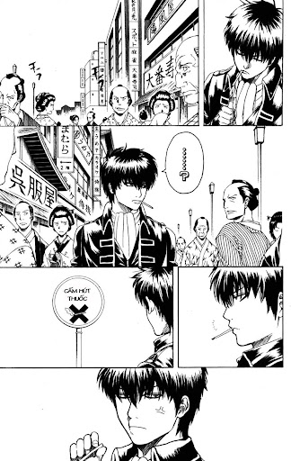 Gintama Chap 202 page 3 - Truyentranhaz.net