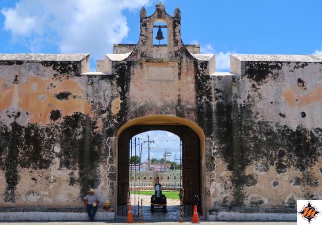 Campeche, Puerta de Tierra