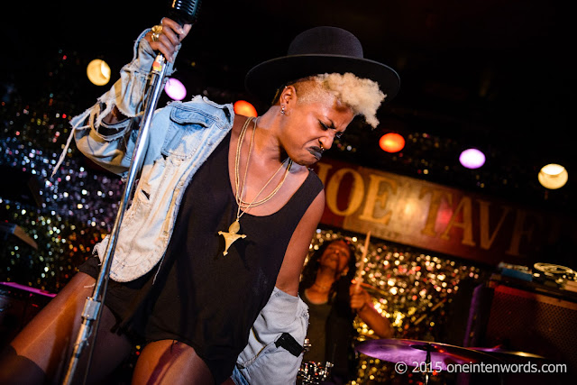 My favourite Concert Pictures of 2015 Sate at The Horseshoe Tavern for TURF The Toronto Urban Roots Festival Photo by John at One In Ten Words oneintenwords.com toronto indie alternative music blog concert photography pictures