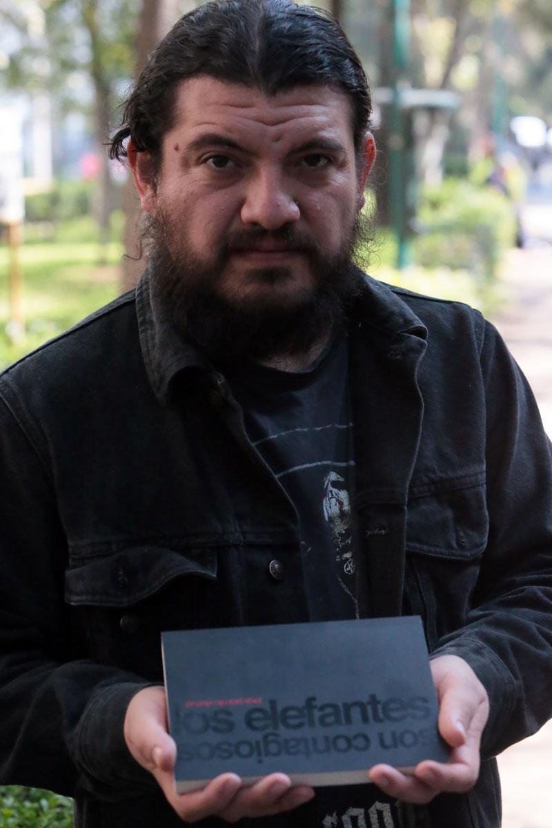 BLOG Jorge Jaramillo Villarruel «Tengo una relación de amor y odio con la minificción».