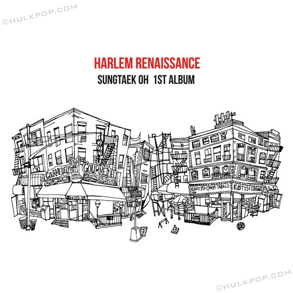 Sungtaek Oh – Harlem Renaissance