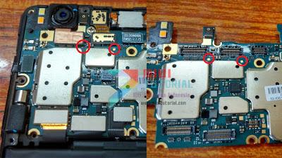 Dimanakah Letak Test Point Pada Xiaomi Mi4i Ferrari Agar Bisa Digunakan untuk Unbrick?
