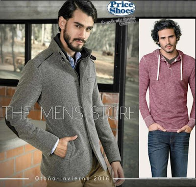 catalogo price shoes ropa hombres 2016