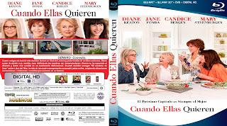 CARATULACUANDO ELLAS QUIEREN - BOOK CLUB - 2018