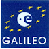 Galileo sees stars as ESA logo marches on