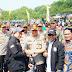 Wakapolda Metro Jaya Sambangi Perayaan May Day di Taman Sehati