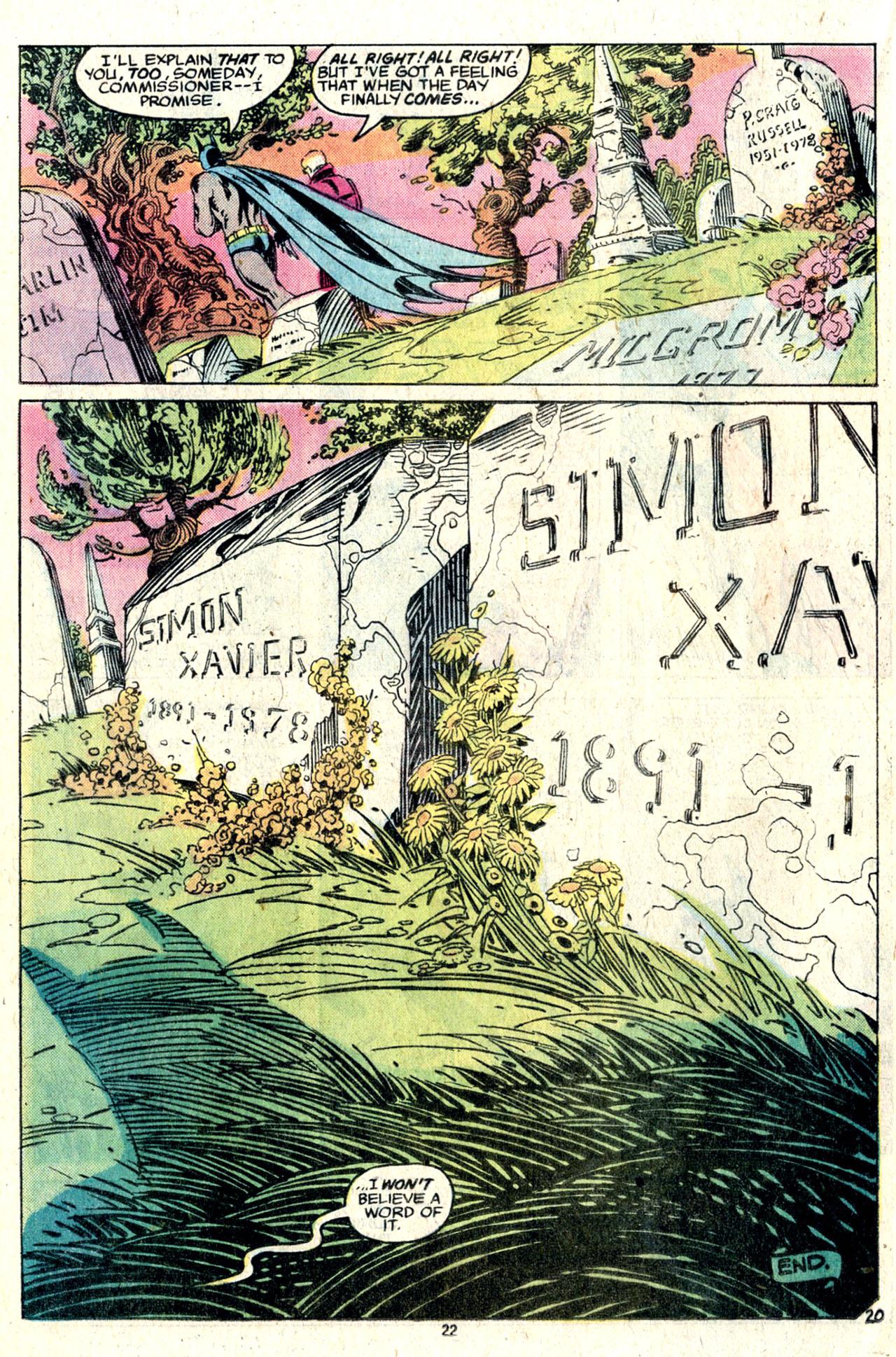 Detective Comics (1937) 482 Page 22