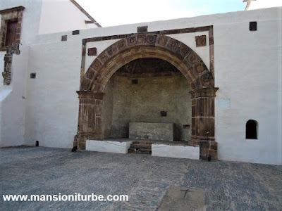 Open Chapel in Tzintzuntzan