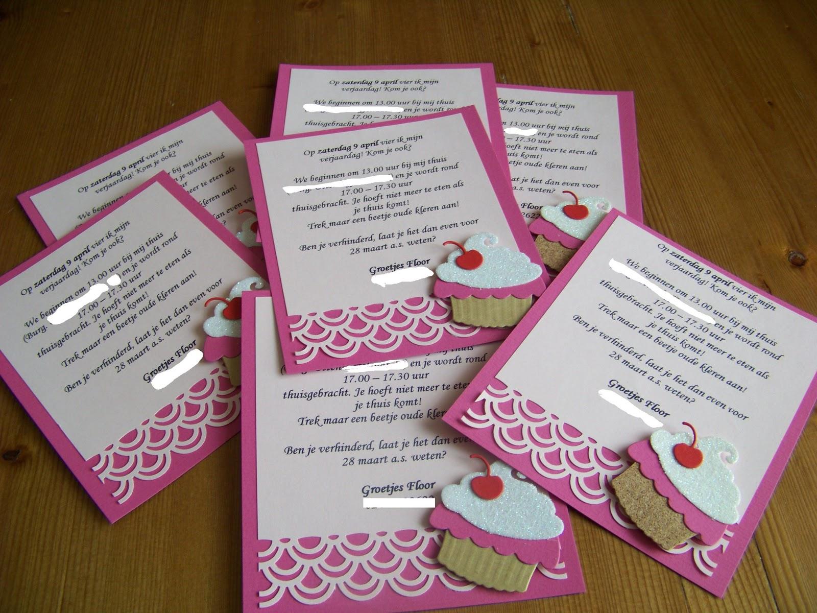 Extreem Favoriete Zelf Uitnodigingen Maken En Printen Gratis SCJ-99 | Wofosogo #DB75