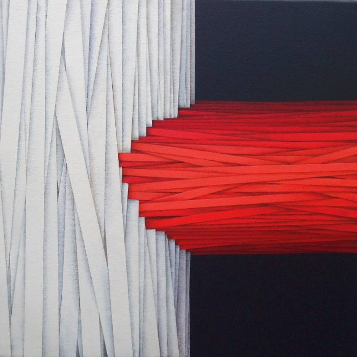 Итальянский художник. Luciano de Liberato