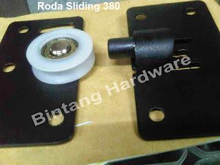 Roda Sliding 380 Bintang Hardware Jual Hardware