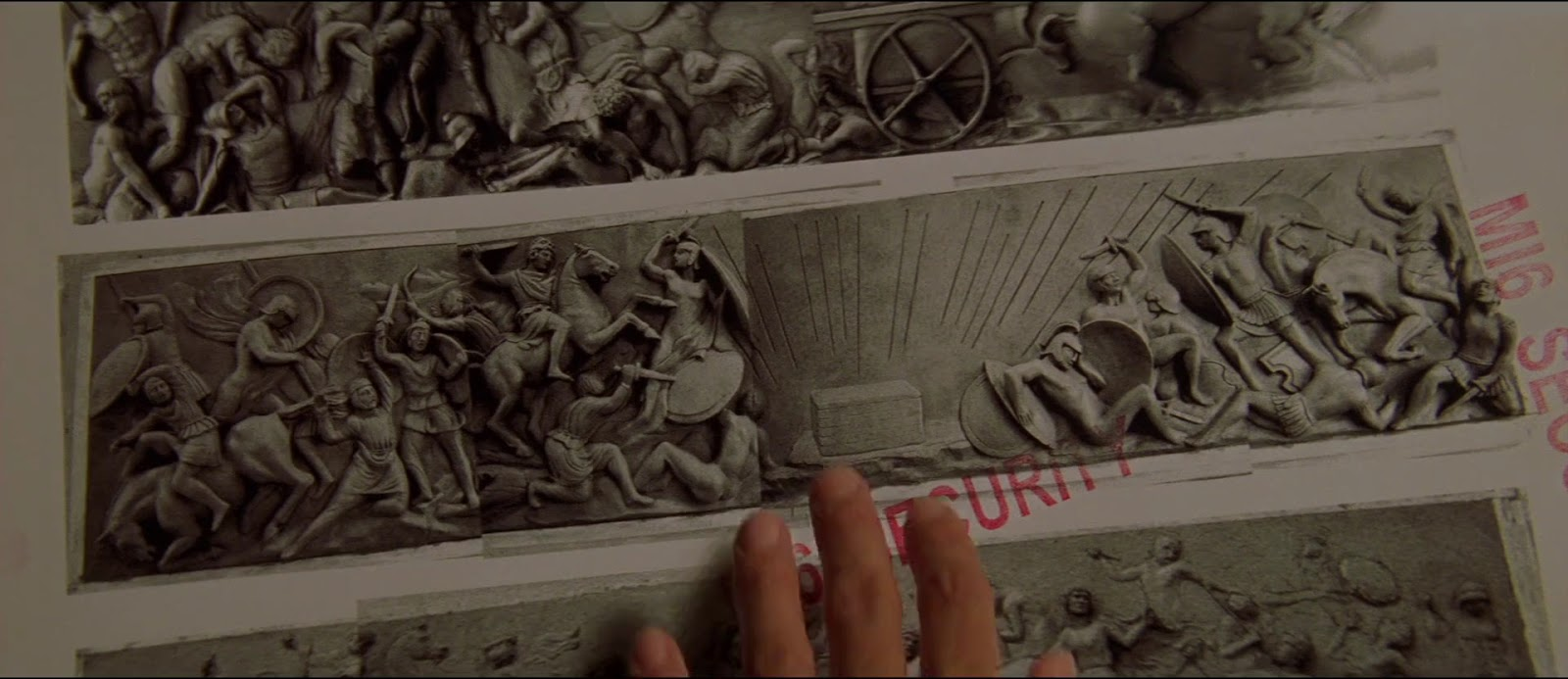 v omalous identified box like objects part 2 the plot of the movie is the quest to pandora s box but the greek myth is greatly expanded upon and