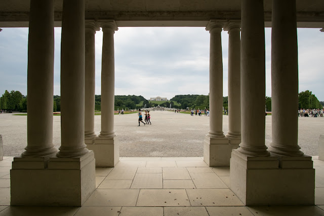 La Gloriette-Castello di Schönbrunn-Vienna