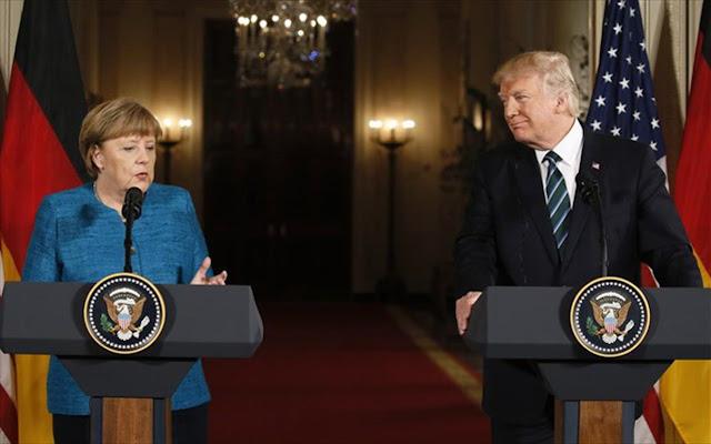 ΗΠΑ και Γερμανία, η κάθε μια χώρα στο μετερίζι της