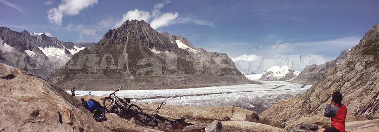 Il dopo giro MTB sulle Alpi