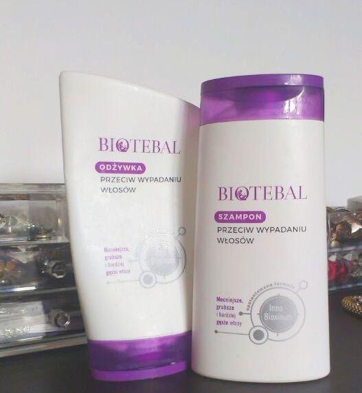biotebal odżywka przeciw wypadaniu włosów wizaz