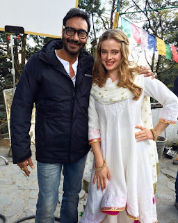 Erika Kaar Hollywood Actress Biography, Hot Photos With Ajay Devgan