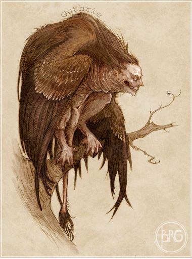 Criaturas mitol gicas inteligentes ii h bridos y - Grifos inteligentes ...