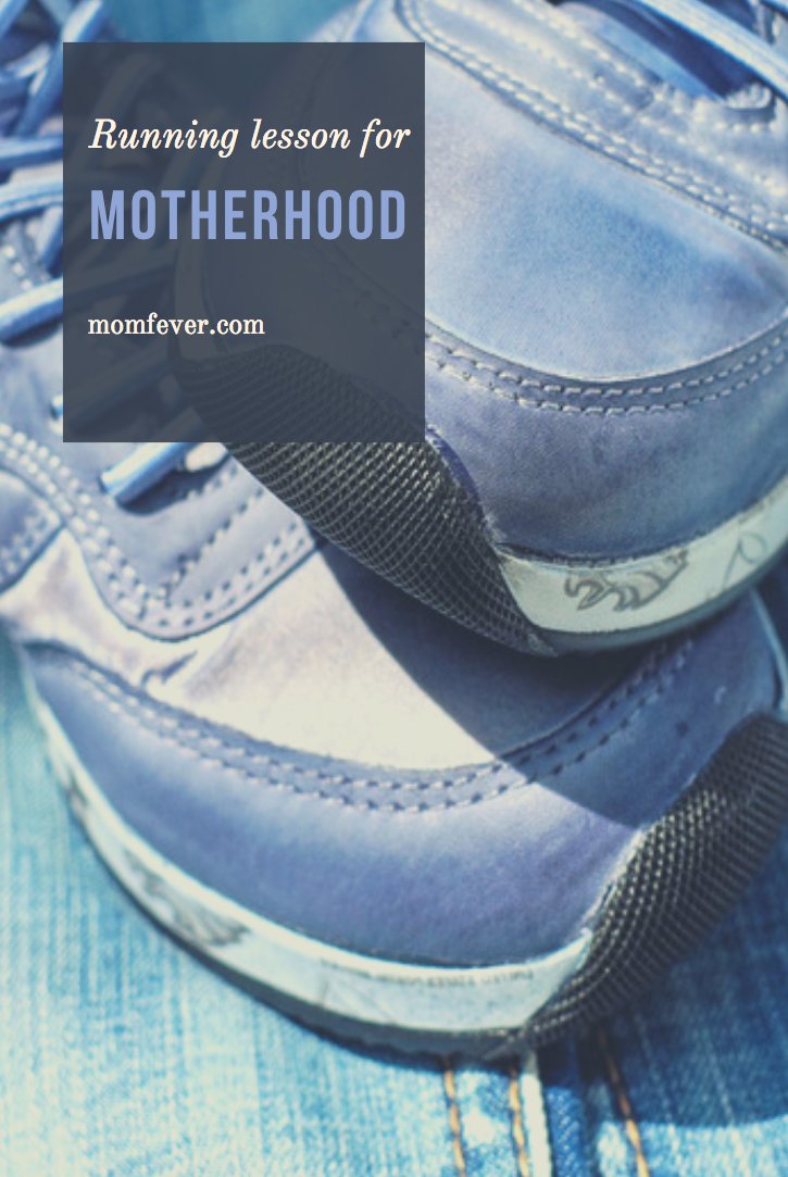 Running motherhood