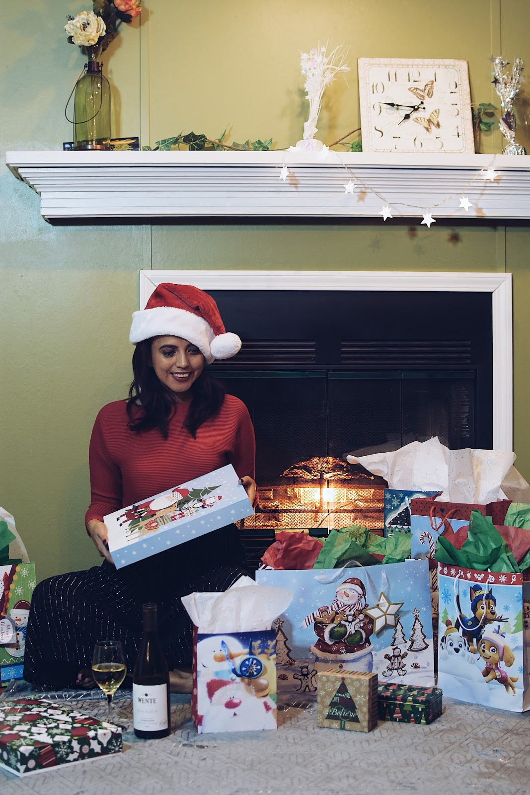 Cozy Christmas ft. Wente Vineyards by Mari Estilo
