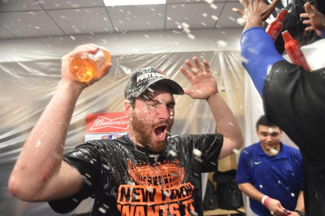 Mets biggest player in NLDS isn't one of star pitchers, it's Daniel Murphy - who knew?
