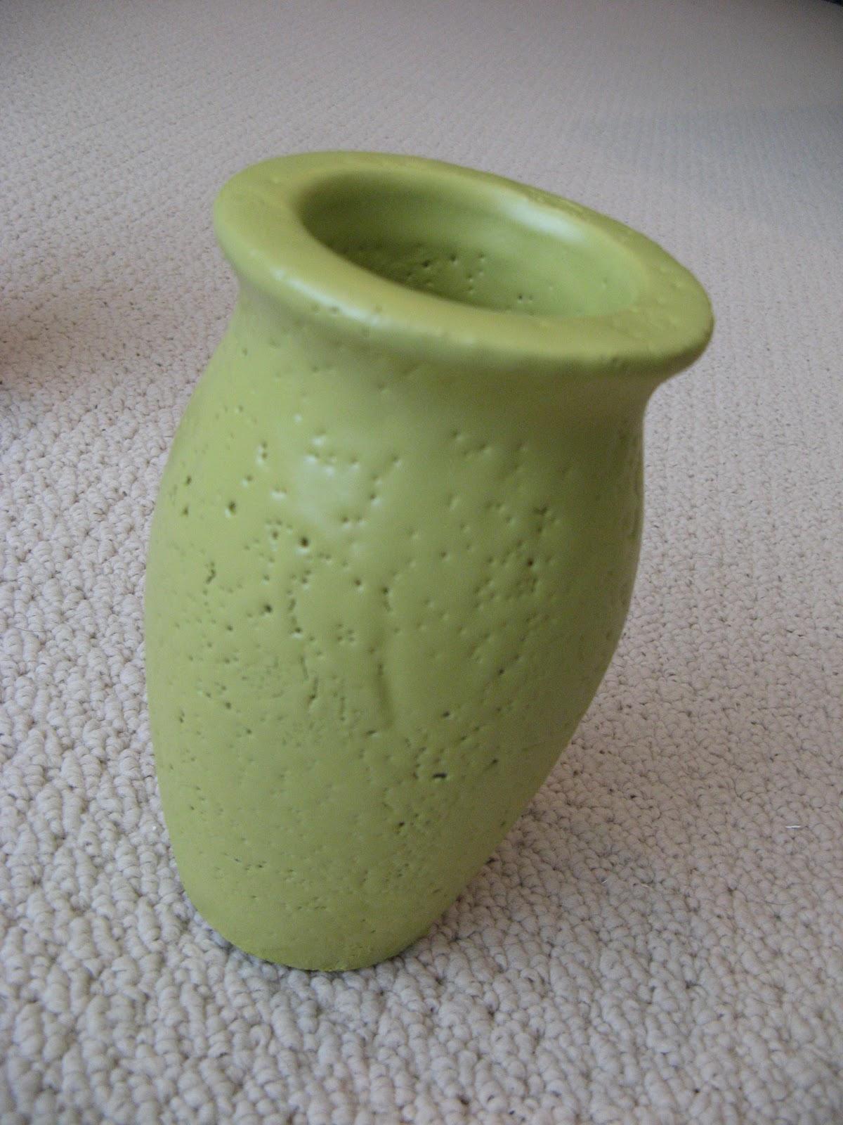 Susan Snyder Painting Glazed Ceramic Vase