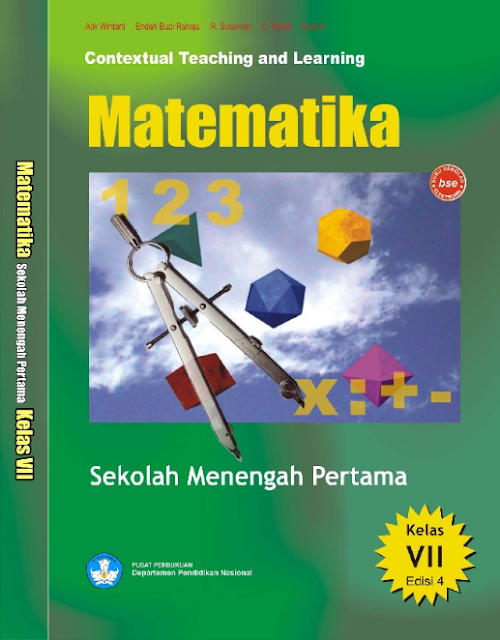 Download Buku Siswa KTSP SMP dan MTs Kelas 7 Matematika