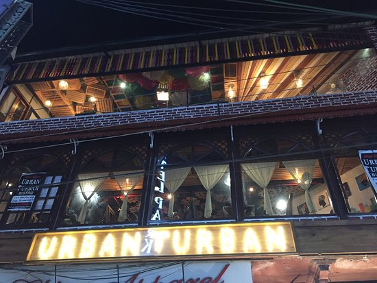 Urban Turban Bistro