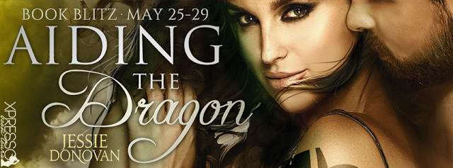 Aiding the Dragon by Jessie Donovan