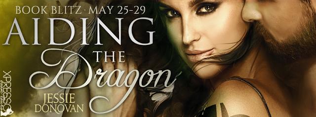 Aiding the Dragon by Jessie Donovan