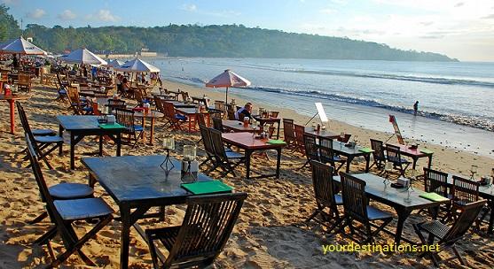 Jimbaran Cafe Bali Restaurant