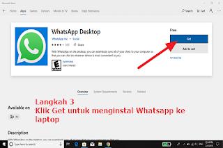 Bagaimana cara pasang whatsapp di komputer