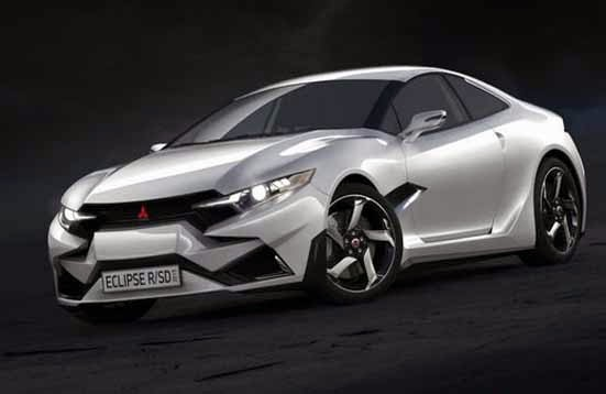 Mitsubishi Eclipse 2015 >> All New Mitsubishi Eclipse 2015 Threatens Ready Brz And Gt86 The