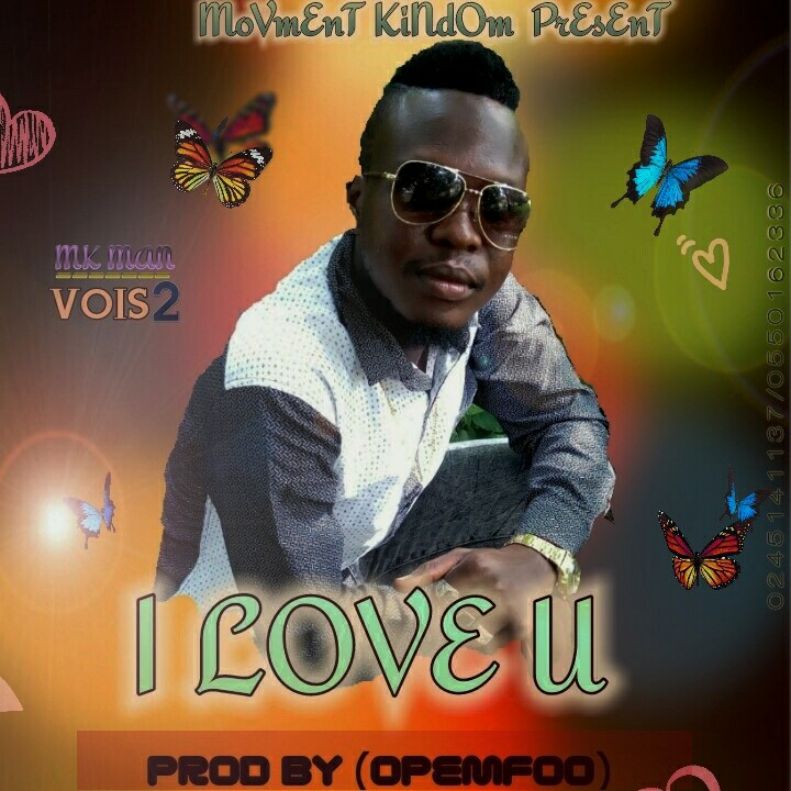 One Man Song Download By Singa: I Love You (Prod By Opemfoo